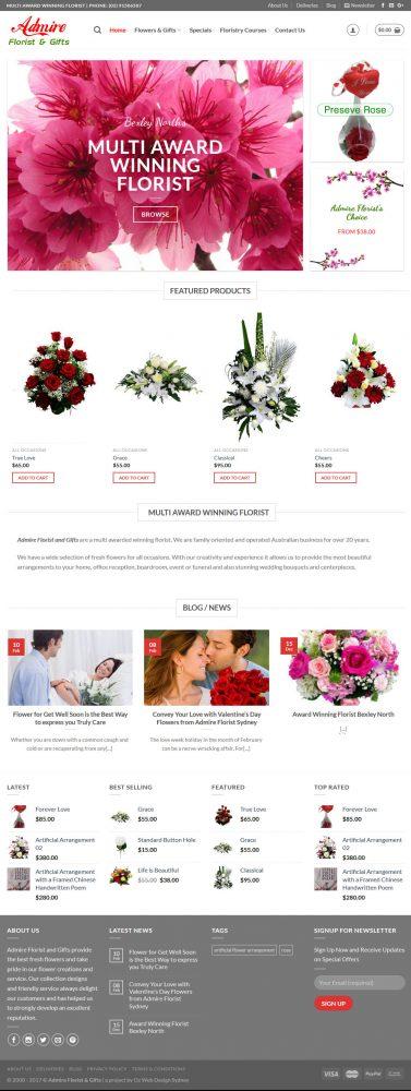 admire florist