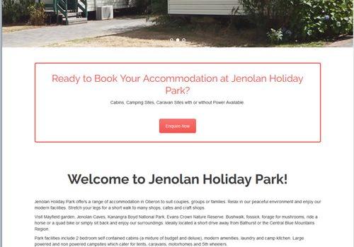 Jenolan Holiday Park