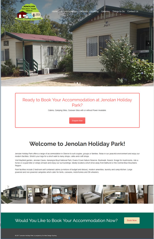 Jenolan Holiday Park