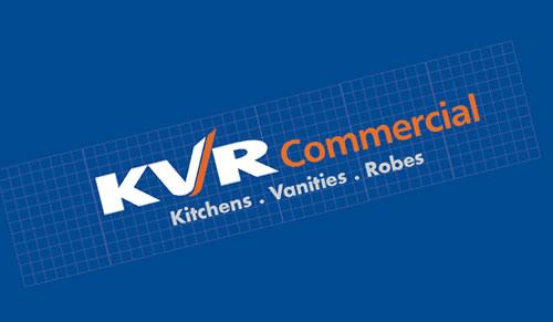 KVR commercial logo