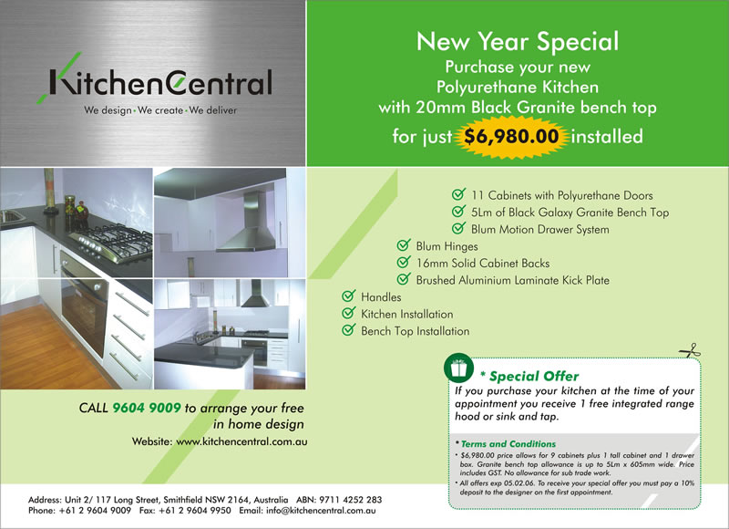 kitchen central Ad 1