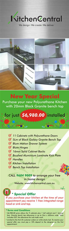 Kitchen Central Ad 3