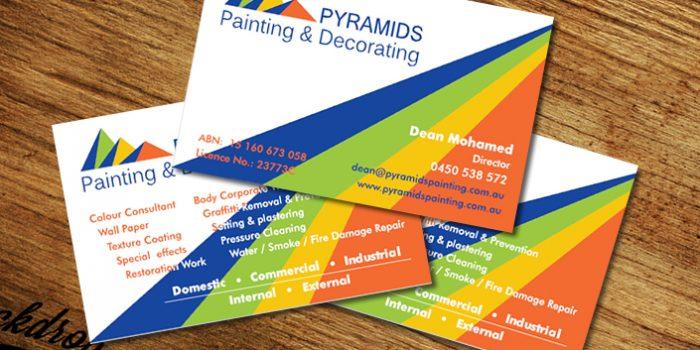 Pyramids Painting Decorating