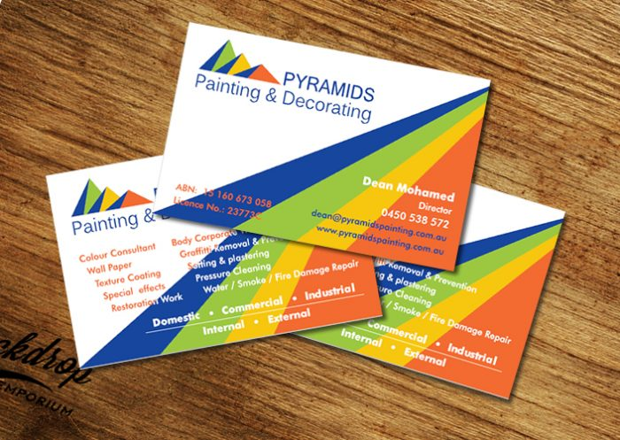 Pyramids Painting Decorating