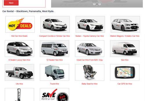 Save Rent A Car