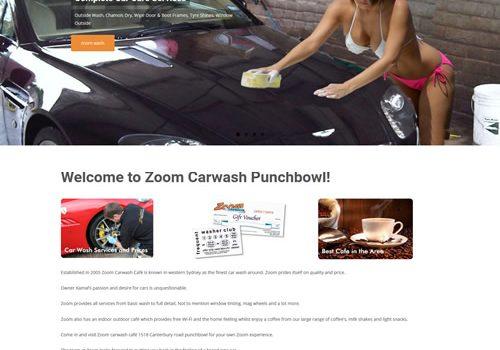 Zoom Car Wash Cafe