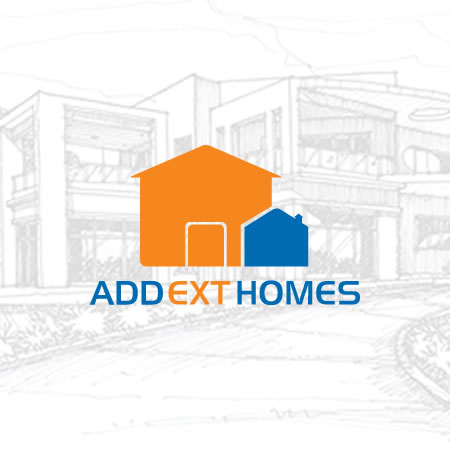 add ext homes logo