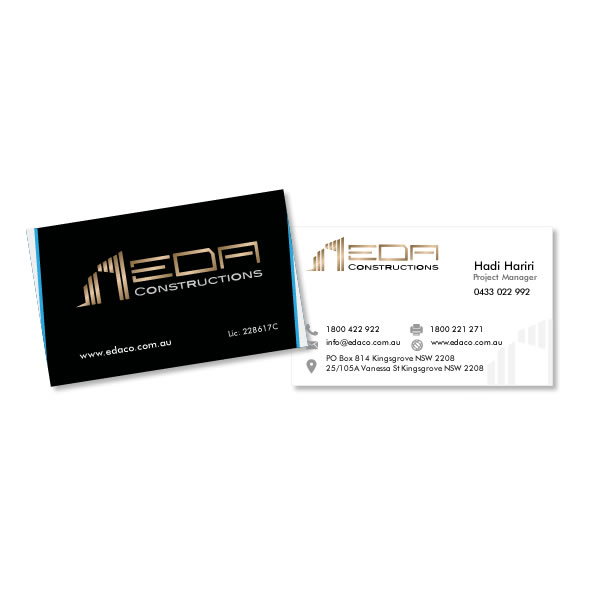 eda business card