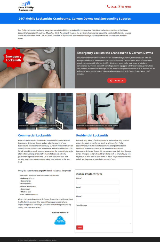 port philip locksmiths