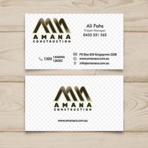 amana cards