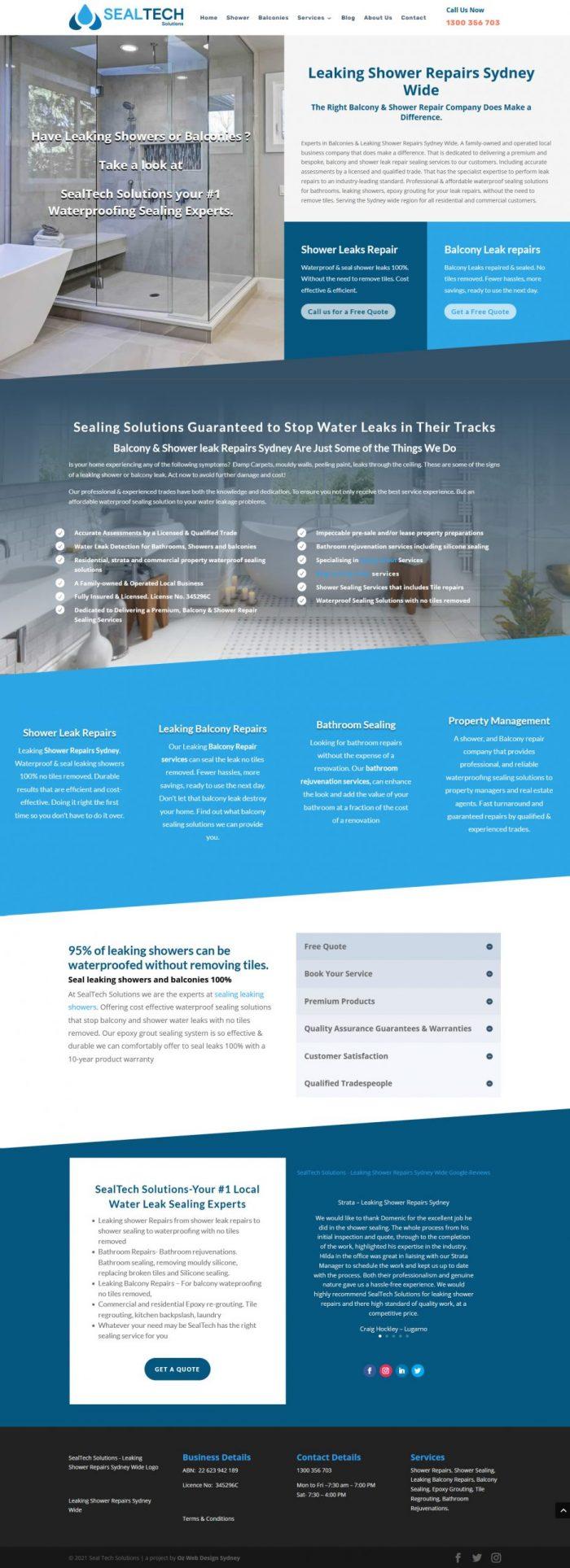 Sealtech Solutions